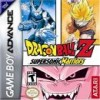 Juego online Dragon Ball Z: Supersonic Warriors (GBA)